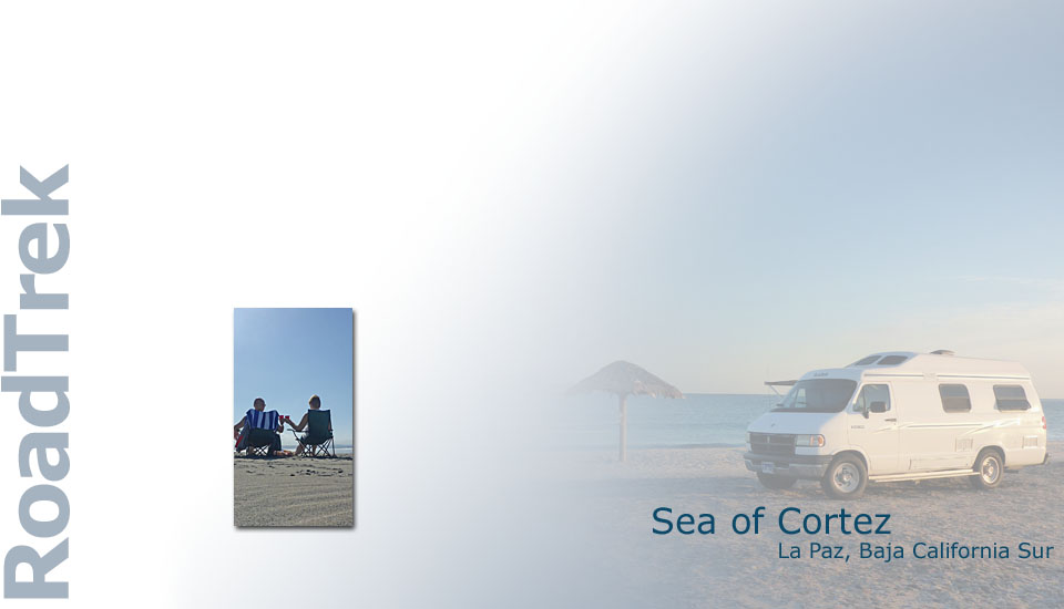 GoBajaRV and GoBajaCharters - RV Chartering, and Sailboat and Powerboat Chartering in La Paz Mexico.